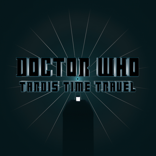 Doctor Who | Tardis Time Travel – Unity iOS Game
